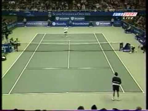ATP Stockholm 97 Siemerink vs Pioline QF