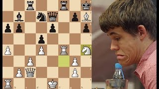 Невероятный зевок Магнуса Карлсена Сент-Луис 2019.Шахматы.