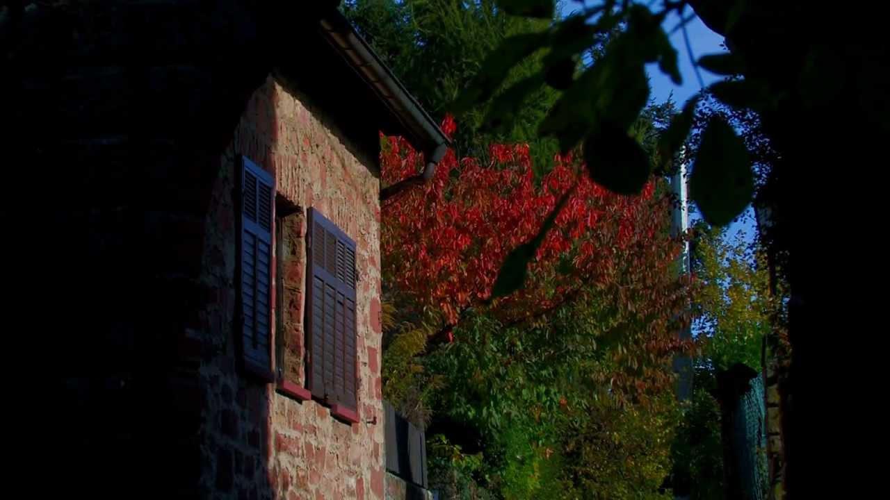 Burgschänke zur Kropsburg bei St. Martin / Pfalz - YouTube
