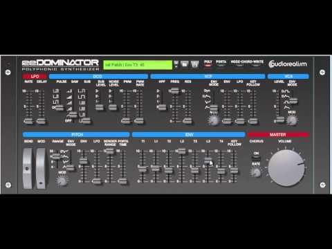 ReDominator VSTi: Creating the legendary Hoover sound in 1-2-3