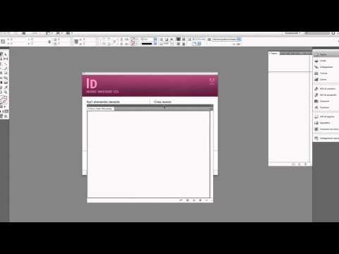 InDesign CS5 - Creare un libro
