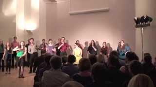 hamba nati new brunswick youth choir 2015