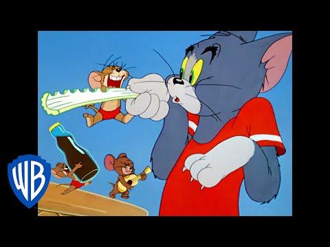 Tom \u0026 Jerry | The Joy of Summer | Classic Cartoon Compilation | WB Kids