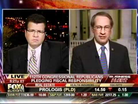 Goodlatte Discusses Cutting the Congressional Budget