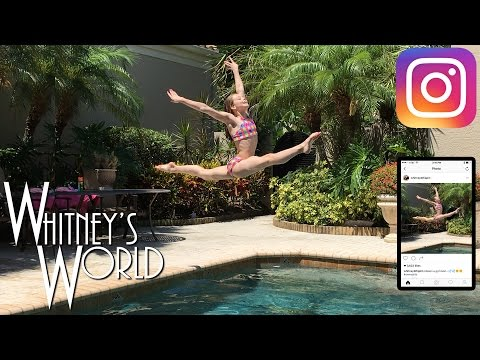 The Perfect Instagram Pose   Whitney Bjerken