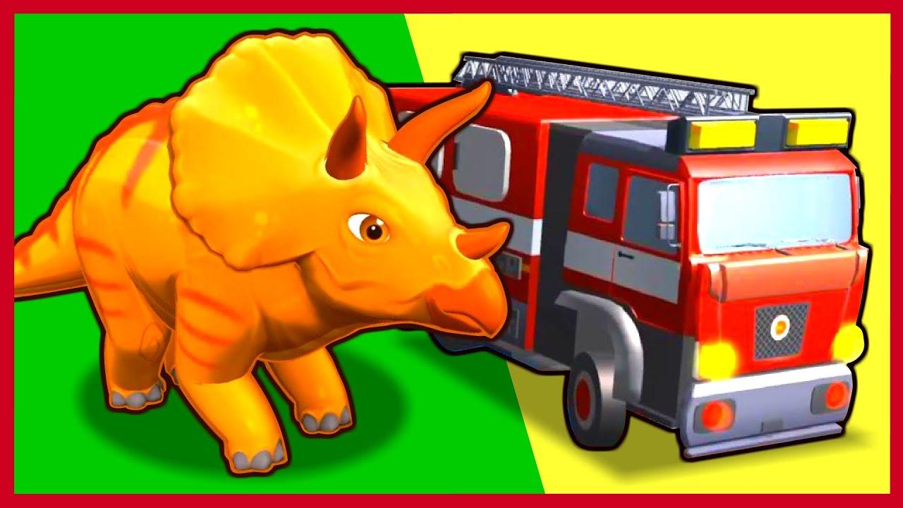 Download Динозавры, машинки, вирусы, животные. Оживающие книги DEVAR.