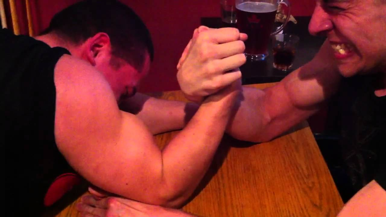 Image result for drunken arm wrestle