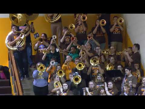 """Fired Up!"" by the 2017-2018 Kenton Ridge High School Pep Band and alumni"
