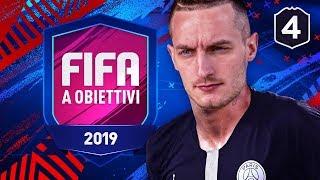 FIFA A OBIETTIVI 2019 - NEYMAR SKILL SQUAD! - EPISODIO 4