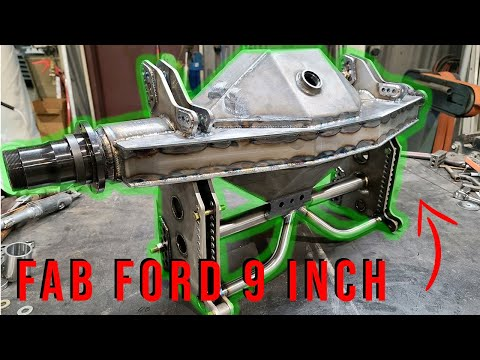 Fab Ford 9 Inch Built ✅ Chassis (Almost) Complete ✅ Getting Closer to Assembly! - 55 Build - Video 9