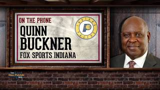 FOX Sports' Quinn Buckner Talks Cavs-Pacers & More with Dan Patrick | Full Interview | 4/16/18
