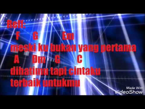 Chord And Lyrics Cassandra - Cinta Terbaik Guitar Simple