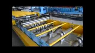 How Corrugated iron and IBR is made