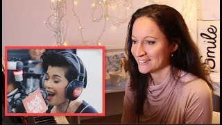 "Vocal Coach REACTS/ANALYSES  KZ Tandingan- ""Rolling in the Deep"" (Adele) Wish 107.5"