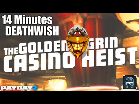 golden grin casino achievements
