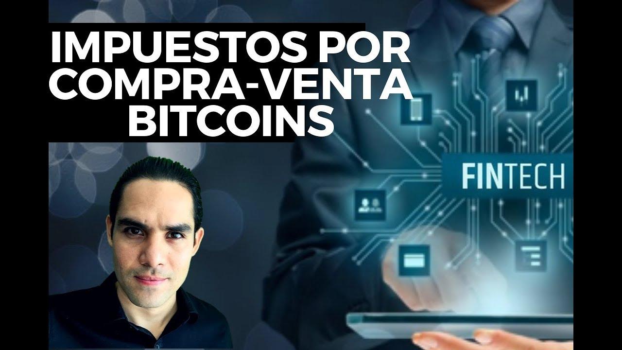 Impuestos de bitcoin en mexico