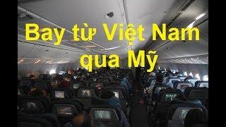 Bay từ Việt Nam qua Mỹ