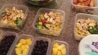 Meal Prep Monday | Clean Eating | 21 Day Fix