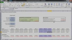 Prepaid Expense Amortization Schedule Walkthrough - LedgerLiberty