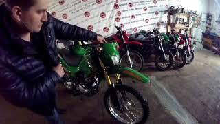Эндуро, Рост 182см, Вес 95кг, И 10 Китайских Мотоциклов Сразу На Обзоре. И Ремонт Своего👍 Часть 10