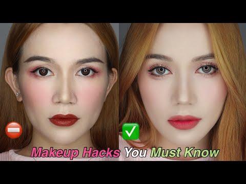 MAKEUP nhưng vẫn XẤU | 8 SAI LẦM khi makeup bạn cần biết | Makeup Hacks You Must Know | SITA MAKEUP