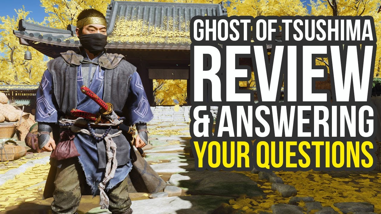 Ghost Of Tsushima Review & Most Asked Questions Answered (Ghost Of Tsushima Gameplay)