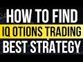 IQ OPTIONS STRATEGY - IQ Options Trading - IQ Option Trading System