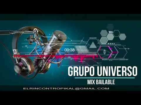 Grupo Universo  - Mix Bailable