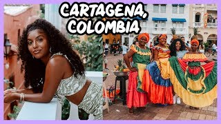 CARTAGENA, COLOMBIA | TRAVEL VLOG!