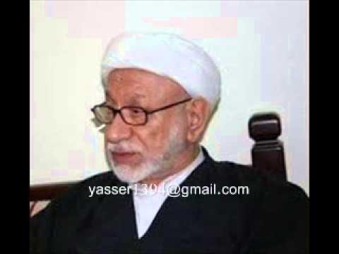 الشيخ باقر المقدسي  وسيعلم الذين ظلموا اي منقلب ينقلبون