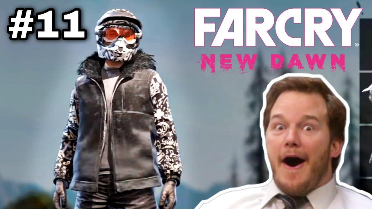 បន្លំខ្លួនចូលគុកសប្បាយណាស់!!! 😲 Far Cry New Dawn Part 11