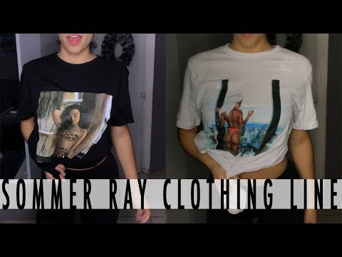 51d5b46f58e Sommer Ray s NEW Clothing Line 2018