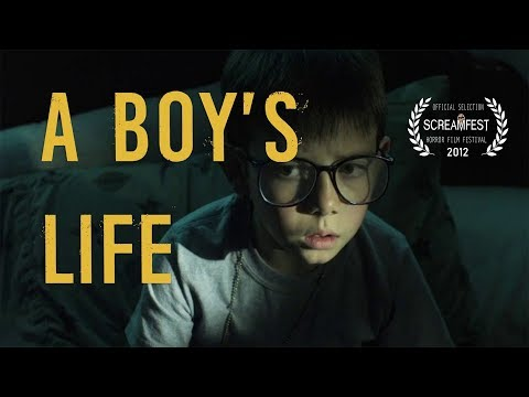 A Boy's Life  short horror film