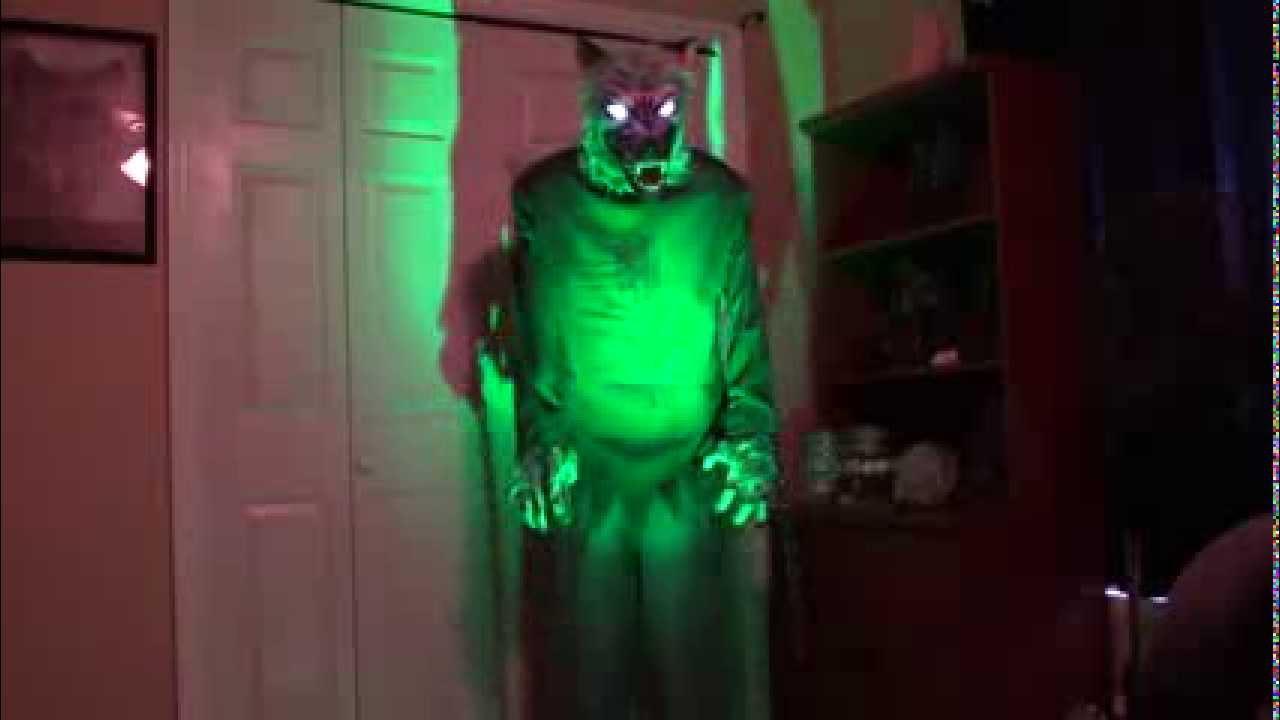 werewolf halloween prop 2013