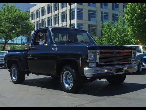 1973 Chevy Truck >> 1973 Chevrolet Cheyenne C10