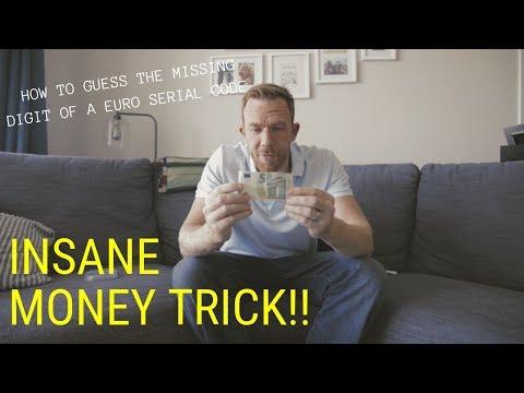 COOL MONEY SERIAL CODE TRICK! // RANDOM MEMORY TIPS 18.7