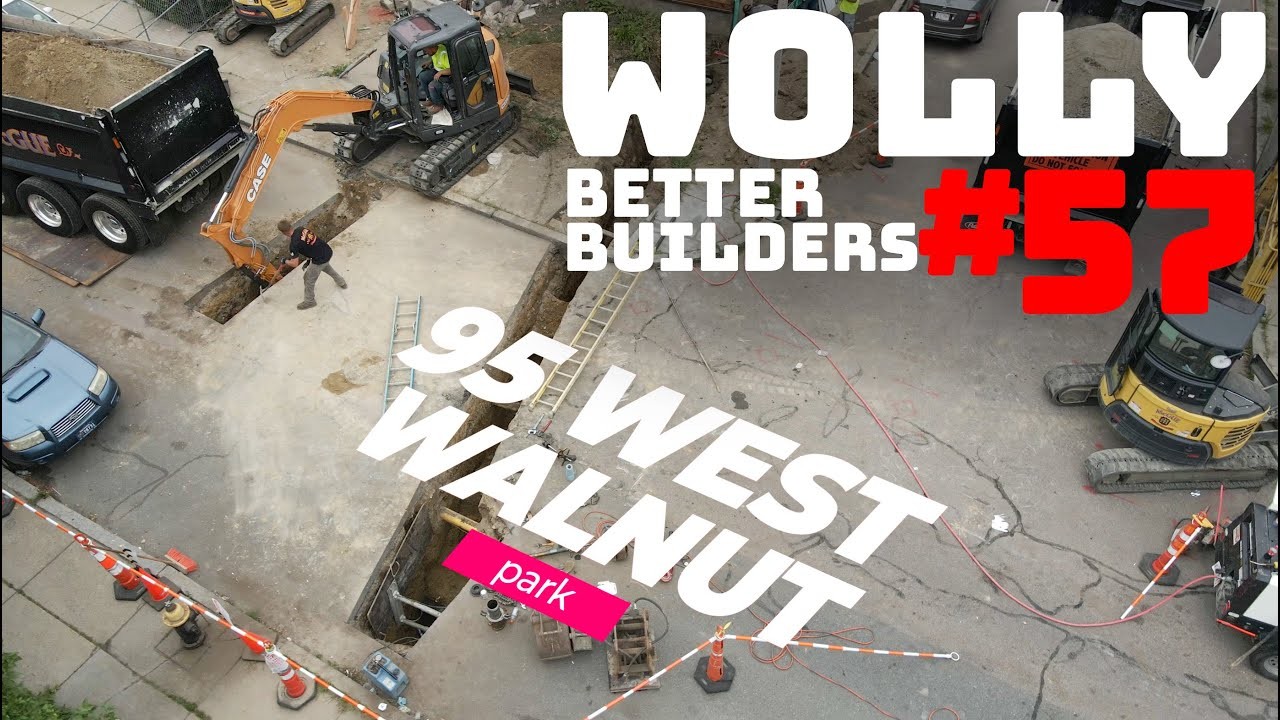 WOLLASTON WEDNESDAY #57: Better Builders