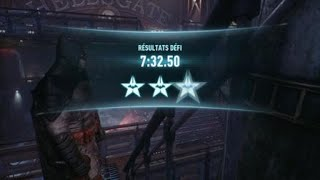 BATMAN™: ARKHAM KNIGHT Batman trash disposal