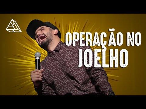 THIAGO VENTURA - OPERAÇÃO NO JOELHO
