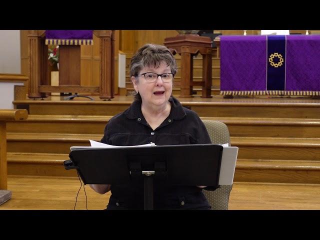 Jan Randolph's Bible Study - February 26 , 2021