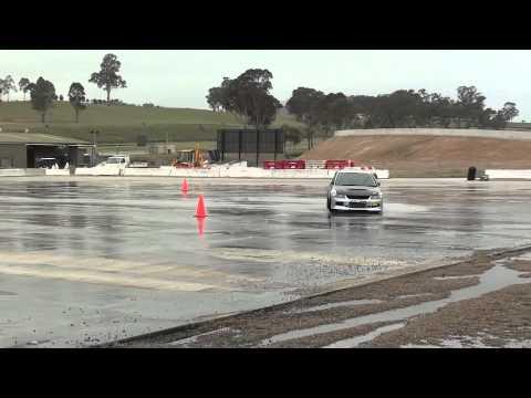 Evo And Eastern Creek Skidpan Drifting Youtube