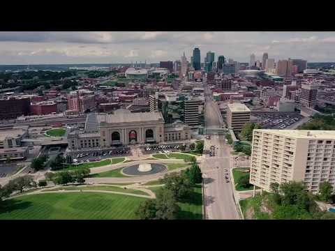 Drone Flying In Kansas City | Video By Bentz Creative