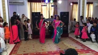 wedding dance on dinesh & ruki