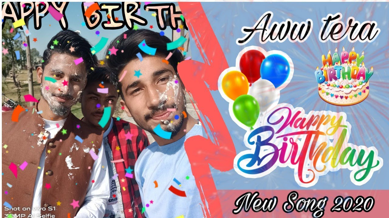download aww tera happy birthday song mp4 - mp3