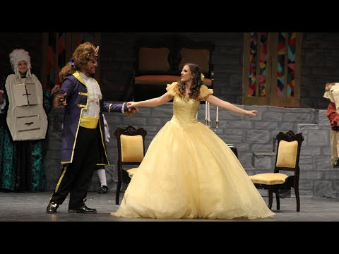 Three Rivers Children's Theatre presents Beauty and the Beast JR.