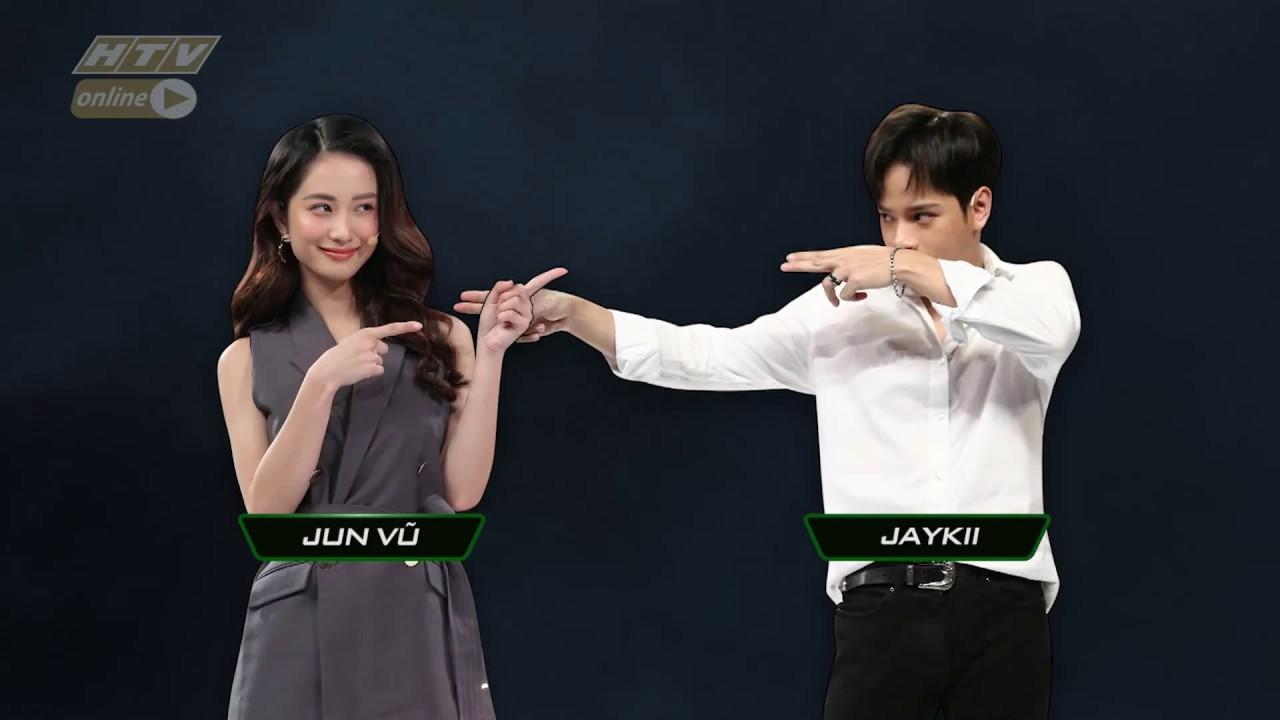 image Vì sao cả Jaykii và Jun Vũ phong Trường Giang là mỹ nhân? | NHANH NHƯ CHỚP | NNC #36 | 15/12/2018