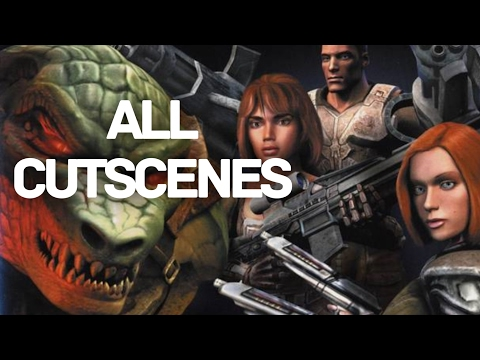 Brute Force Xbox ALL CUTSCENES (HD)