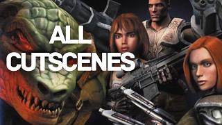 Brute Force Xbox ALL CUTSCENES (HD)