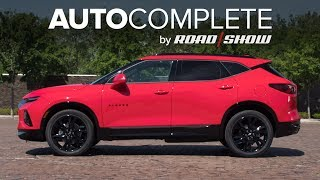 AutoComplete: Chevy Blazer is back in action for 2019