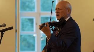 Давид Голощёкин - Осенний Вальс на фестивале Джаз и Кофе в Павловском парке 29.09.2018